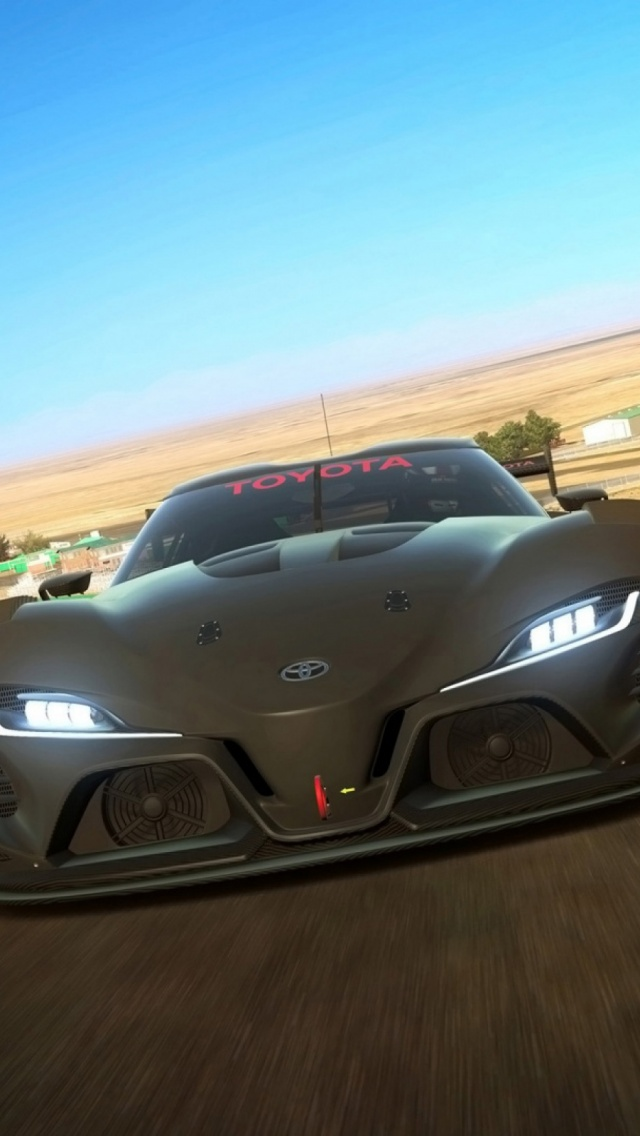 1405 2014 Toyota Ft 1 Vision Gt