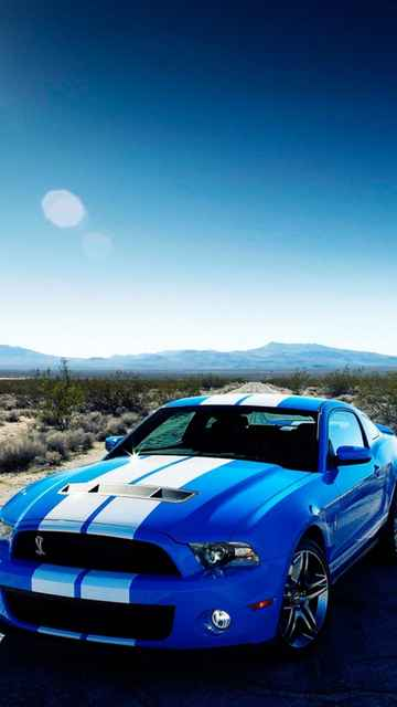 1400 Ford Shelby Gt500